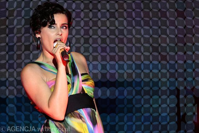 Nelly Furtado w Poznaniu