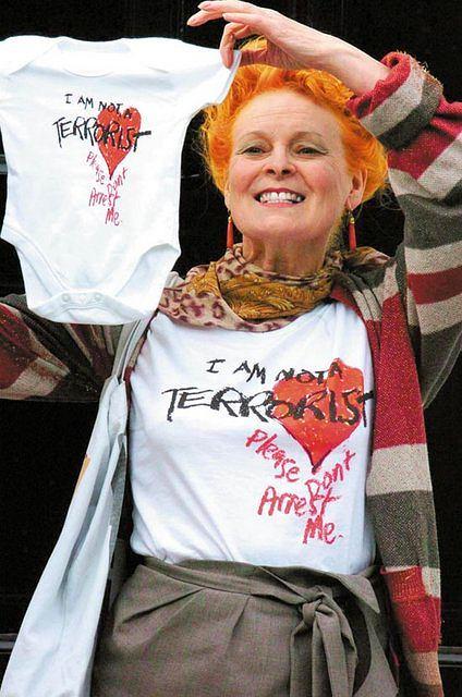 Vivienne Westwood, fot. Fotolink