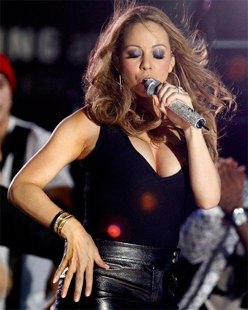 Mariah Carey fot. AP Photo/Matt Sayles/AG
