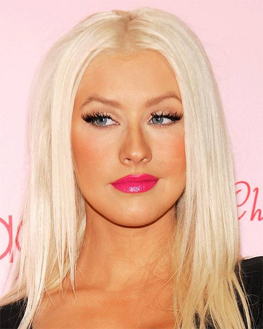 Christina Aguilera fot. AP Photo/Evan Agostini/AG