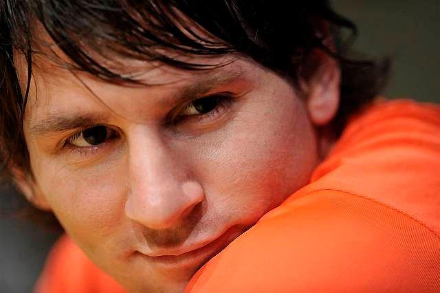Messi jest geniuszem...