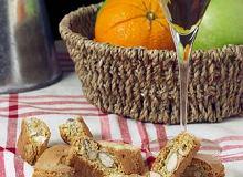 Cantucci (toskańskie ciasteczka) - ugotuj