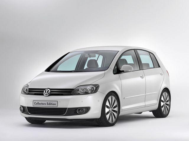 Volkswagen Golf Plus VI Collectors Edition