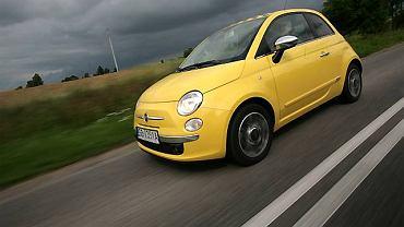 Fiat 500 1.3 JTD (75KM)