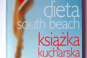 Wasze recenzje: Dieta South Beach. Książka Kucharska
