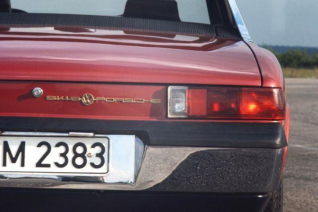 VW-Porsche 914/6 (1969)