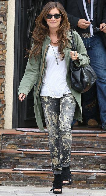 Ashley Tisdale fot. East News