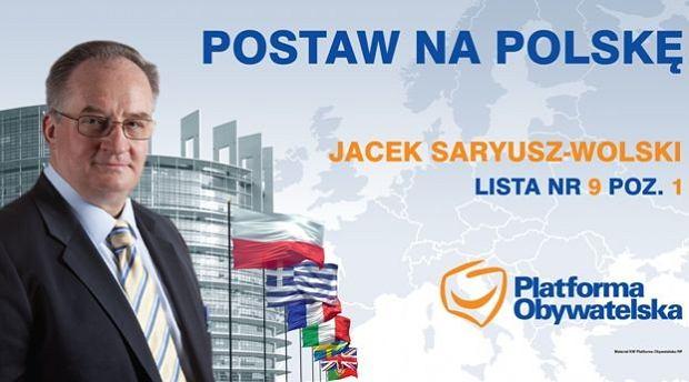 Postaw Na Polskę Hasłem Wyborczym Platformy
