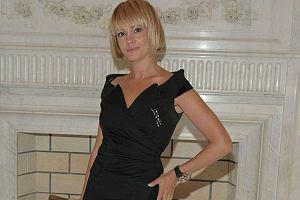 W nowym domu, Weronika zamieszkała ze swoim partnerem Maciejem Gołyźniakiem.