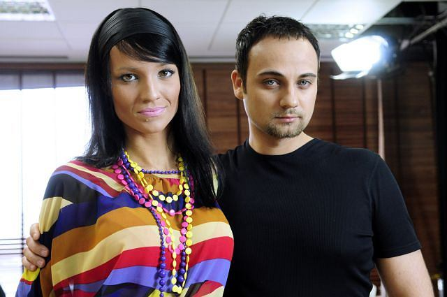 Karolina i Piotr/East News