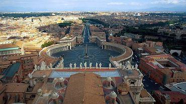 Watykan, plac św. Piotra