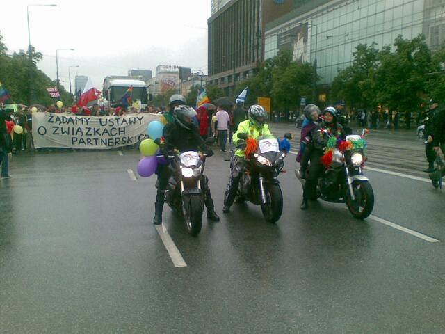 Zdjęcie numer 17 w galerii - Parada Równości przeszła przez stolicę