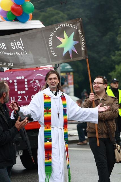 Zdjęcie numer 26 w galerii - Parada Równości przeszła przez stolicę