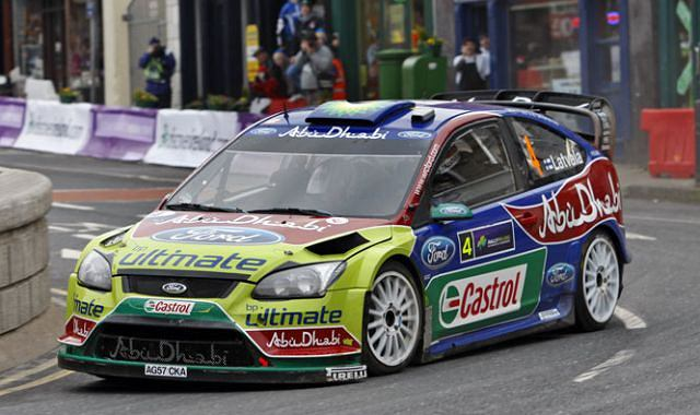 Ford Focus RS WRC 09