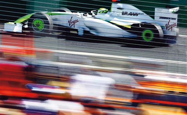 F1 jak fantastycznie