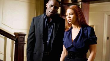 """Kadr zfilmu """"Obsesja"""", w którym Idris zagrał u boku Beyonce"""