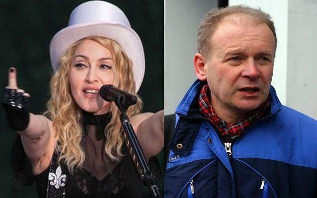 Madonna,Ryszard Nowak/Forum