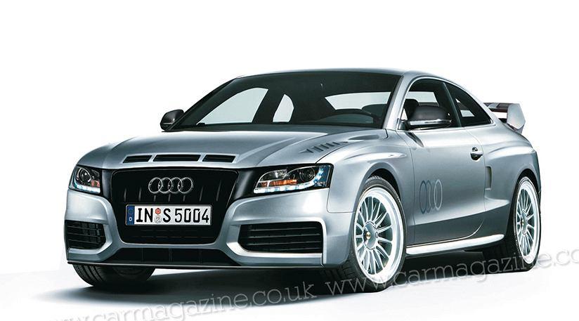 Audi Sport S5 Quattro