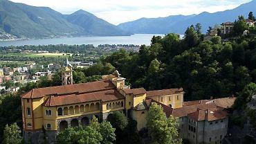 Locarno, w głębi Lago Maggiore