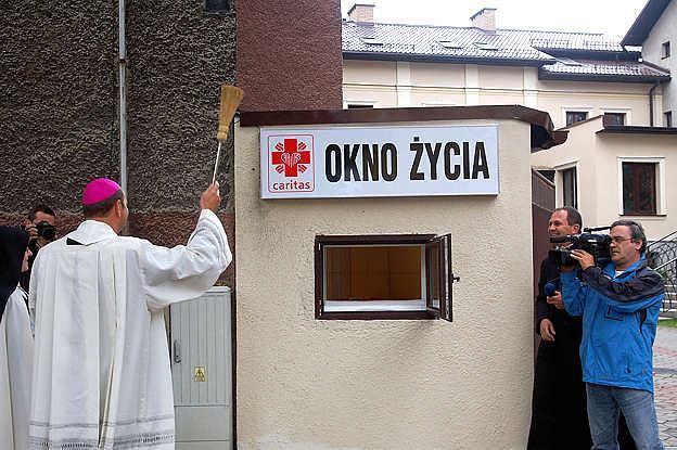 fot. Diecezja Sosnowiecka - W Sosnowcu powstało pierwsze
