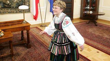 Do klubu parlamentarnego ma powrócić Elżbieta Radziszewska