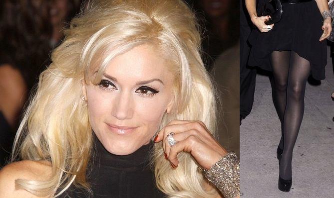 Bardzo lubimy Gwen Stefani i jej styl. Wokalistka zawsze prezentuje się świetnie. Jednak tym razem rozczarowała nas. Na ostatniej imprezie wyglądała jak jedna z panienek z haremu Hugh Hefnera. A wam się podoba?