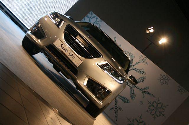 Nowy Saab 9-5