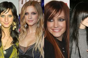 Ashlee Simpson lubi się zmieniać. Była już brunetką, blondynką, była też ruda. Teraz znów wróciła do czarnych włosów. Praktycznie w każdym kolorze wygląda bardzo dobrze. W którym najlepiej? Zobaczcie zdjęcia i zdecydujcie sami.