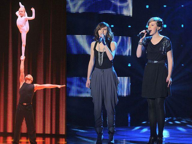 Kasia Kowalczuk i Asia Smajdor oraz duet akrobatyczny Sasza i Sergey Korolev - to oni byli największymi przegranymi sobotniego odcinka.