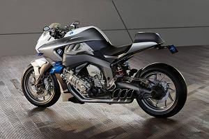 Rzędowa szóstka w motocyklu BMW