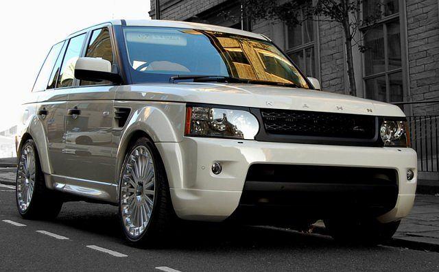 Range Rover Sport 2010 by KAHN Design