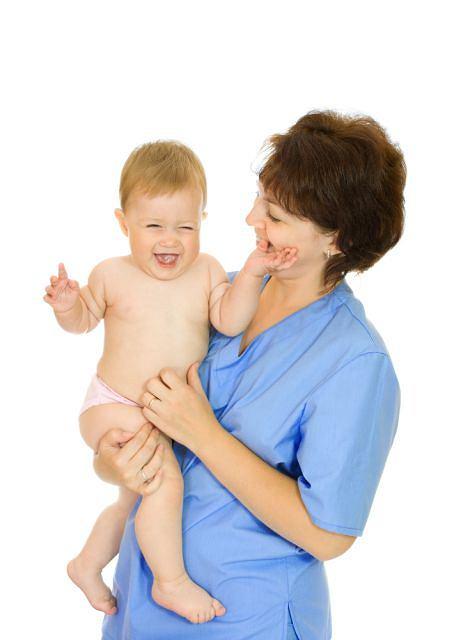 Problemy ze słuchem u niemowląt i dzieci