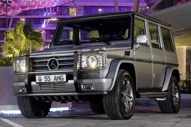Mercedes G55 AMG Kompressor Edition 79