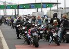 Niższe opłaty dla motocyklistów na A4
