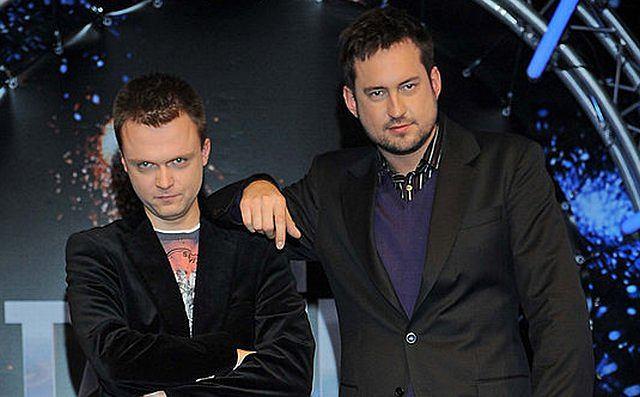 Szymon Hołownia i Marcin Prokop.