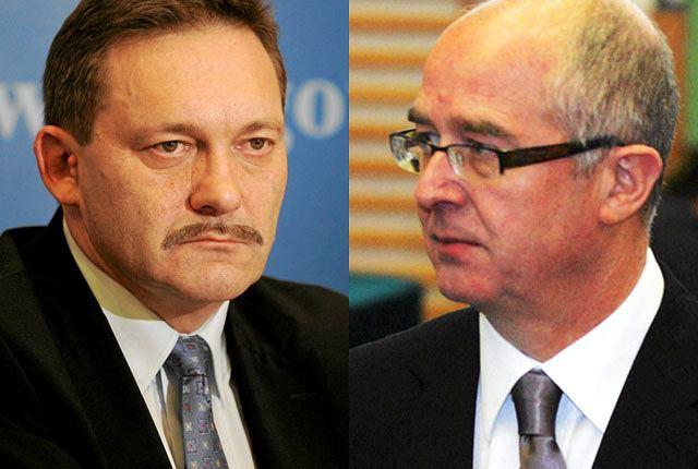 Edward Zalewski i Andrzej Seremet
