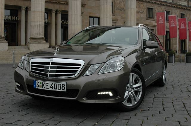 Mercedes E kombi