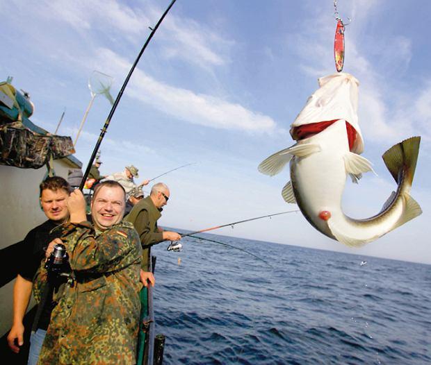 Po wielką rybę - wędkowanie na Bałtyku