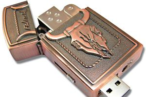 Light my pendrive - zapalniczka USB