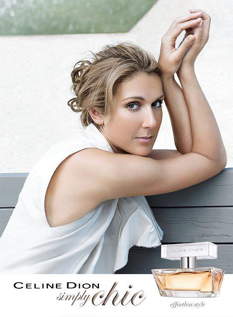 Nowy zapach od Celine Dion Simply Chic