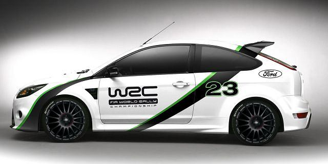 Ford Focus RS WRC Limited Edition