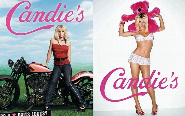 Do sieci trafiły właśnie nowe zdjęcia Brit z kampanii reklamowej marki Candie's. Jak zwykle jest słodko, cukierkowo i photoshopowo. Dziwimy się, bo zdjęcia wykonali świetni fotografowie - Annie Leibowitz, Mark Seliger i Terry Richardson. Każdy z nich wykonał zdjęcia Britney - każdy inaczej widział ją w swoim obiektywie. Jakie są efekty? Oceńcie sami. My jesteśmy rozczarowani.
