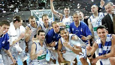 Finał Pucharu Polski. Koszykarze AZS Koszalin z trofeum