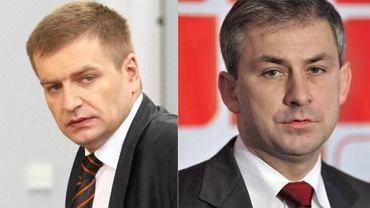 Bartosz Arłukowicz i Grzegorz Napieralski