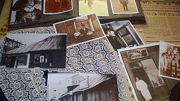 Przedwojenne zdjęcia Grodziska i jego żydowskich mieszkańców