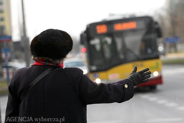 Przystanek komunikacji miejskiej