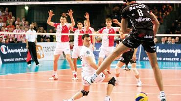 Rok 2010. Asseco Resovia - Trentino Volley