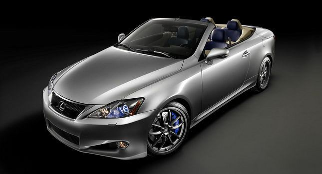 Lexus IS 350C F-Sport