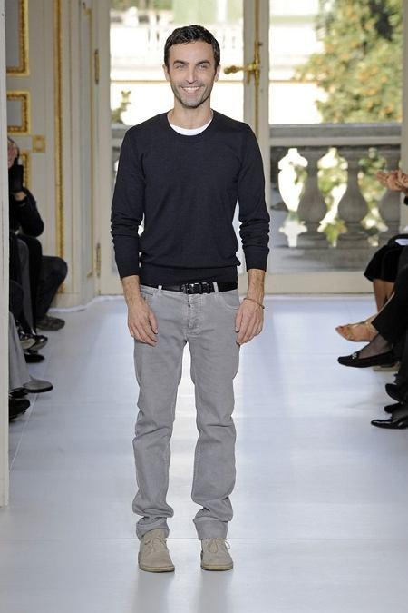 Nicolas Ghesquiere dyrektor kreatywny marki Balenciaga