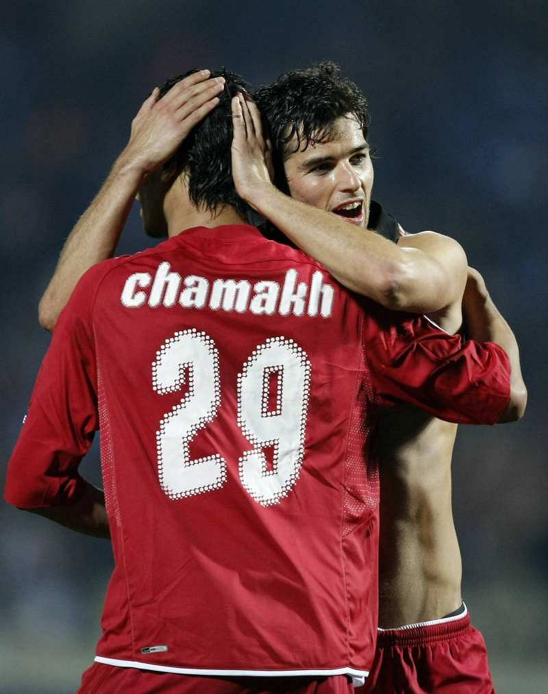 Marouanne Chamakh
